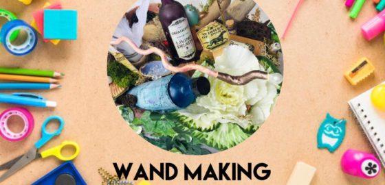 Craft Club: Wand Making