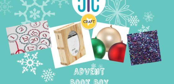 Craft: Advent Book Box